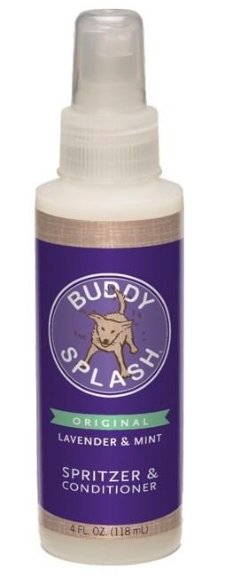 Buddy Splash Dog Spritzer and Conditioner - Lavender & Mint 4 fl. oz.