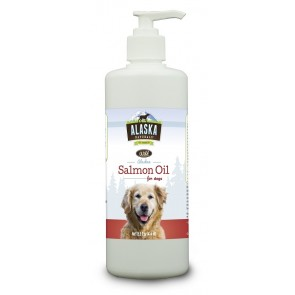 Alaska Naturals Wild Alaskan Salmon Oil for Dogs 15.5oz.