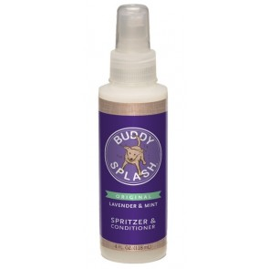 Buddy Splash Dog Spritzer and Conditioner - Lavender & Mint 4 fl. oz.