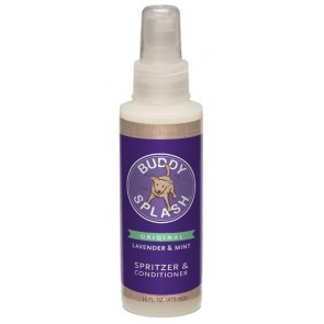 Buddy Splash Dog Spritzer and Conditioner - Lavender & Mint 16 fl. oz.