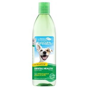 TropiClean Fresh Breath Dental Health Solution