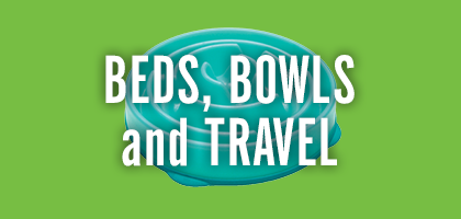 Beds, Bowls and Travel